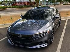 2018 Accord Custom Lights 2018 Honda Accord Velgen Vmb6 D2 Racing Coilovers Custom