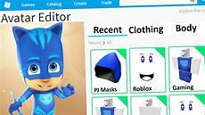 pj masks a roblox account
