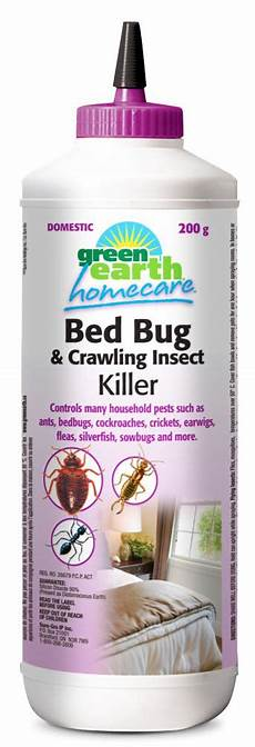green earth homecare bed bug killer dust the home depot