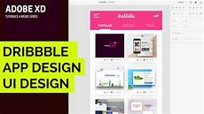 Adobe Xd Design Challenge Adobe Xd Tutorial 002 Dribbble Home Screen Ui Design In