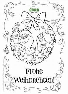 Grinch Malvorlagen Jepang Grinch Weihnachtspl 228 Tzchen Verlosung Zur Filmpremiere