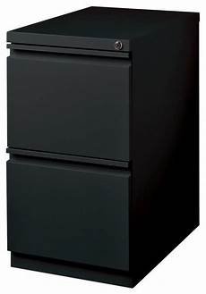 hirsh industries 2 drawer mobile file cabinet file in