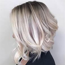 kurzhaarfrisuren 2018 aschblond 10 ombre balayage hairstyles for medium length hair hair