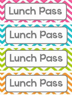 Student Pass Template Smartie Pants Student Passes Freebie