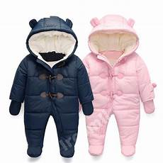 newborn winter clothes keep thick warm infant baby rompers winter clothes newborn