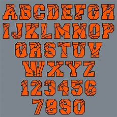 Basketball Font Basketball Letters And Numbers Svg
