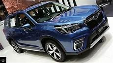 Subaru Eyesight 2019 by พาชม 2020 Subaru Forester 2 0 I S Eyesight ภายนอก ภายใน