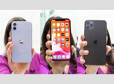 First Look: iPhone 11, 11 Pro and 11 Pro Max