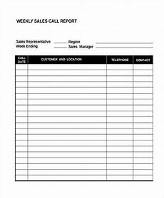 Sales Representative Weekly Report Sample Free 37 Sales Report Examples Amp Samples In Pdf Word