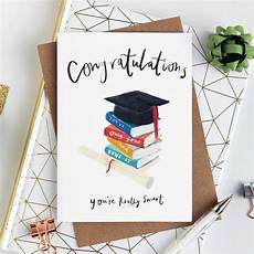 Graduation Card Design Congratulations Graduation Card Amp Gifts Katy Pillinger