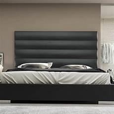 cal king size platform bed frame tufted headboard