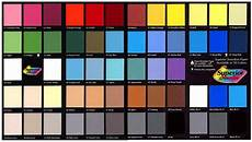 Savage Seamless Color Chart Superior Seamless Paper Bolt Productions