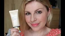 Estee Lauder Double Wear Light New Shades Estee Lauder Double Wear Light Review Day Test Youtube