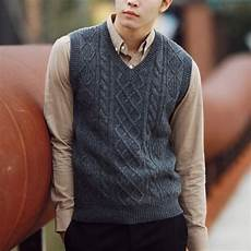 77 best mens knitted vest images on sweater