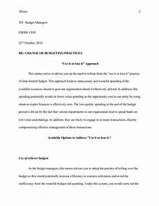 How To Write A Memo In Apa Format How To Properly Format For An Interoffice Memo