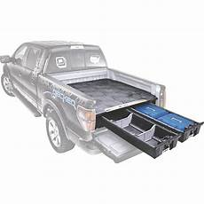 free shipping decked 2 drawer truck bed storage
