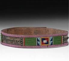 beaded belt beadwork beaded belts
