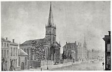 St Paul Red Light District Trinity Church New York City 1696 1776 The Church S