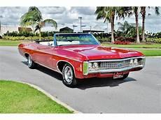 69 Chevy Impala Lights 1969 Chevrolet Impala For Sale Classiccars Com Cc 1046889