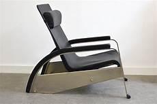 jean prouve sessel jean prouv 233 fauteuil grand repos tecta vintage