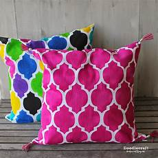 doodlecraft paint a pillow and giveaway