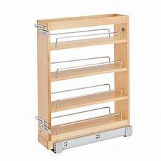 rev a shelf 448 bc19sc 5c base cabinet organizer pull out