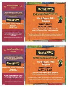 Pals Program North Fayette Pals Program Fundraiser Macaroni Kid