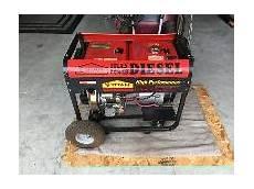 New 7500 Titan Diesel Generator 1900 Tools For Sale