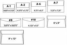 A7 Envelope Dimension Image Result For Envelope Sizes Us Paper Sizes Chart