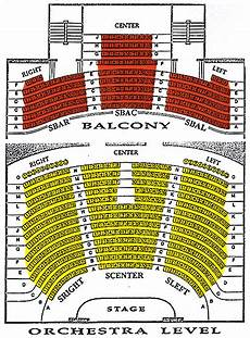 Newton Theater Nj Seating Chart The Sheldon Concert Hall And Art Galleries Seating Chart