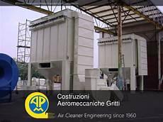 cabine di sabbiatura costruzioni aeromeccaniche gritti aspirazione e