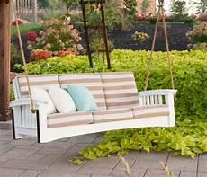 sofa rope swing hershy way outdoor furniture