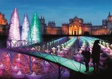 Blenheim Lights Christmas At Blenheim Evening Light Trail Amp Oxford Wed