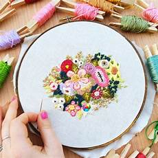 gulush threads modern embroidery embroidery