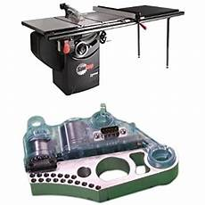 sawstop cabinet saw assembly and table saw brake cartridge