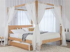 Bed With Posts Four Poster Bed Classic Get Laid Beds
