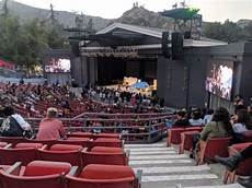 Greek Theater Seating Chart North Terrace The Greek Theatre Section South Terrace Row D