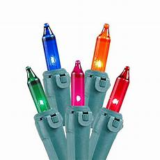 20 Ct Mini Christmas Lights Multi Colored Non Connectable Christmas Mini Light Sets 20