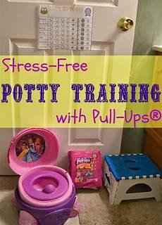 Pull Ups Potty Training Chart Stress Free Potty Training Free Printable Sticker Chart