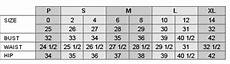 Couture Tracksuit Size Chart Couture Size Guide
