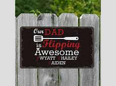 Personalized Father's Day Grilling Gifts from Personal
