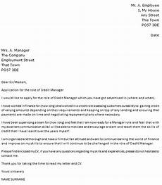 Credit Control Letter Credit Manager Cover Letter Example Icover Org Uk