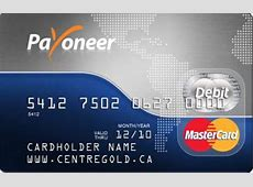 Payoneer Prepaid Debit Card   Online Payment from Bangladesh
