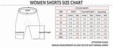 Trimming Shorts Size Chart Ladies Womens Cycling Shorts Dancing Shorts Lycra