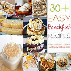 12 easy breakfast ideas kleinworth co