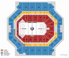 New York Islanders Coliseum Seating Chart Barclays Center Seating Chart Nets Amp Islanders In Seat