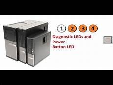 Dell Optiplex 980 Diagnostic Lights 1 3 Dell Optiplex Diagnostic Led Indicators Lights 2 3 4 For