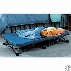 regalo my cot portable children s kid s folding bed new