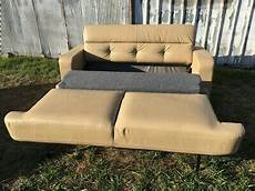 Rv Folding Sofa 3d Image by Flexsteel 73 Quot Sleeper Sofa Ft Fold And Tumble Bed Rv