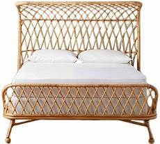 curved rattan bed king decorist